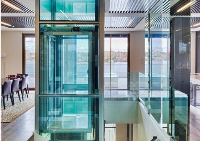 3 benefits of installing a glass elevator in your home for Easy living elevators