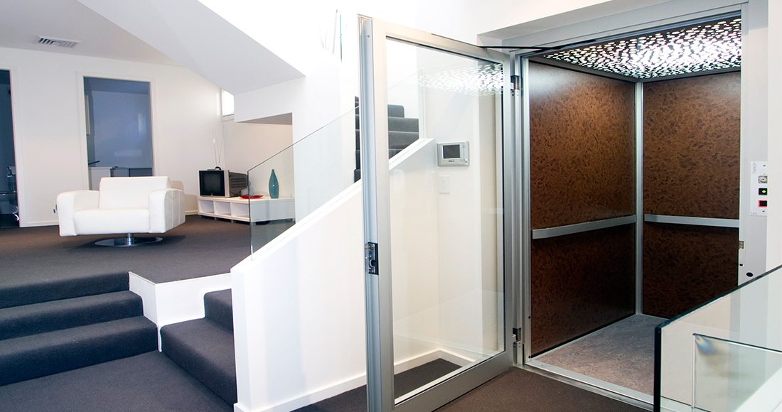 The domuslift indoor outdoor residential lifts australia for Easy living elevators