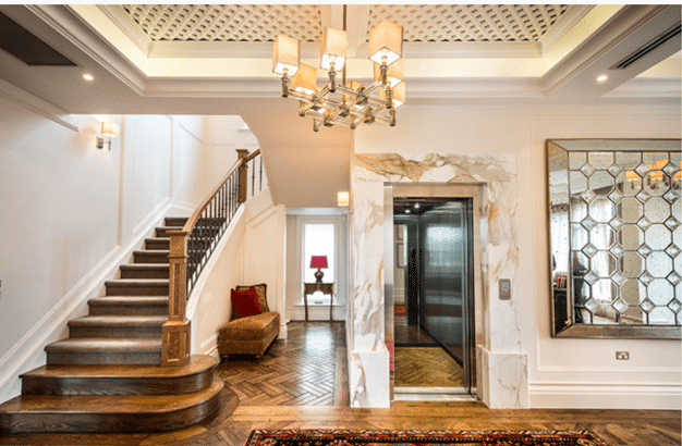 Ultimate luxury living with a home elevator easy living for Luxury home elevators
