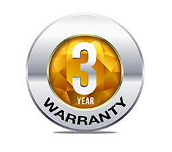 3 year lift warranty