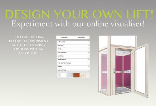 Design Your Own Home Lift Easy Living Com Au