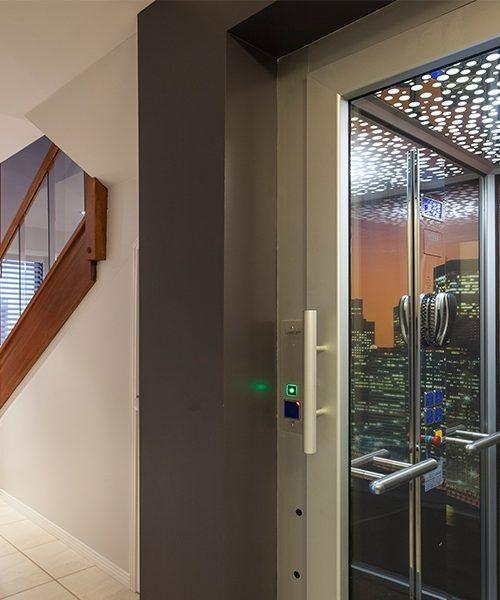 DomusLift custom residential lift