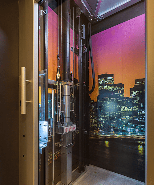 DomusLift customised residential lifts