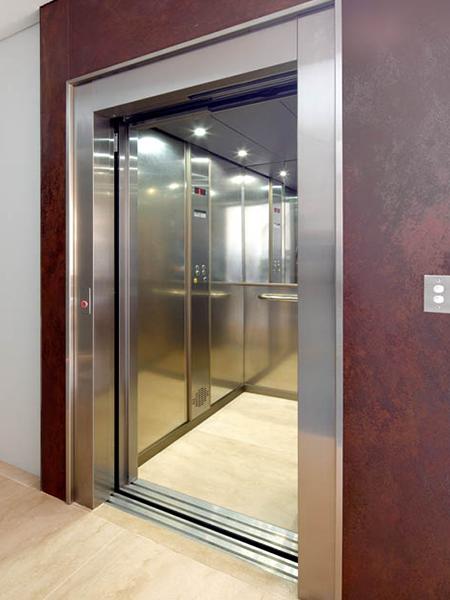 AVANTI residential lift 1