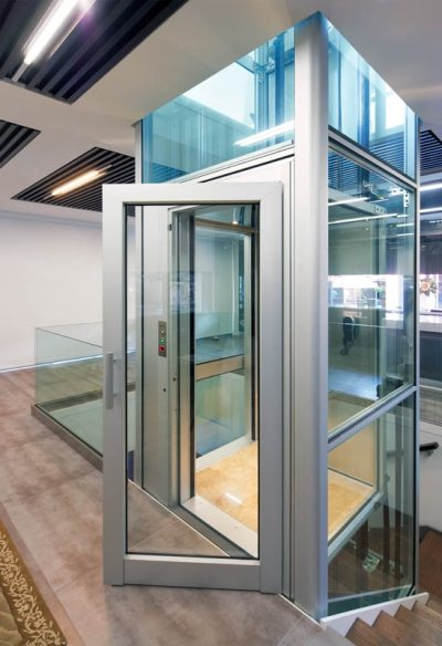 Residential Hydraulic Lifts : The easy living advantage residential lift all you need