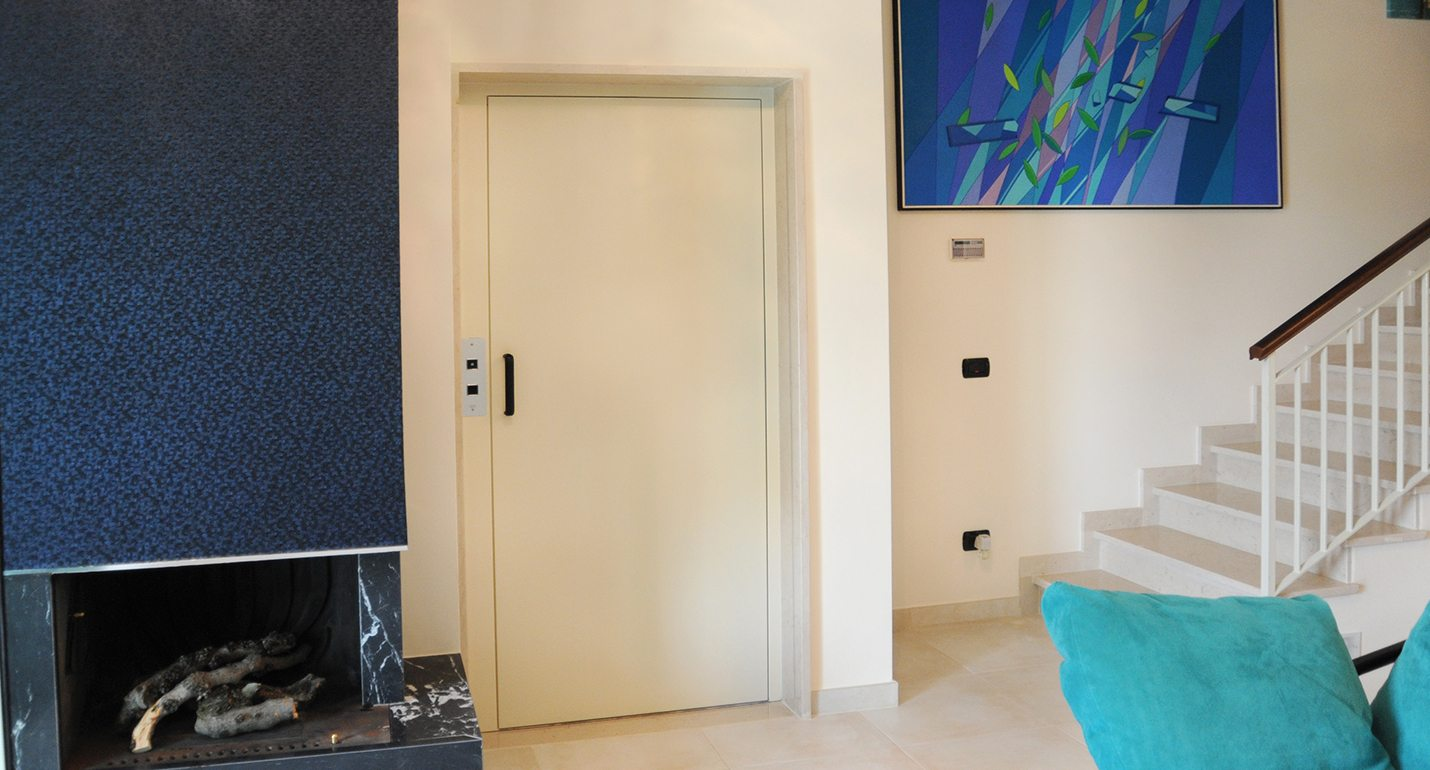 Home elevators affordable luxury easy for Luxury homes with elevators
