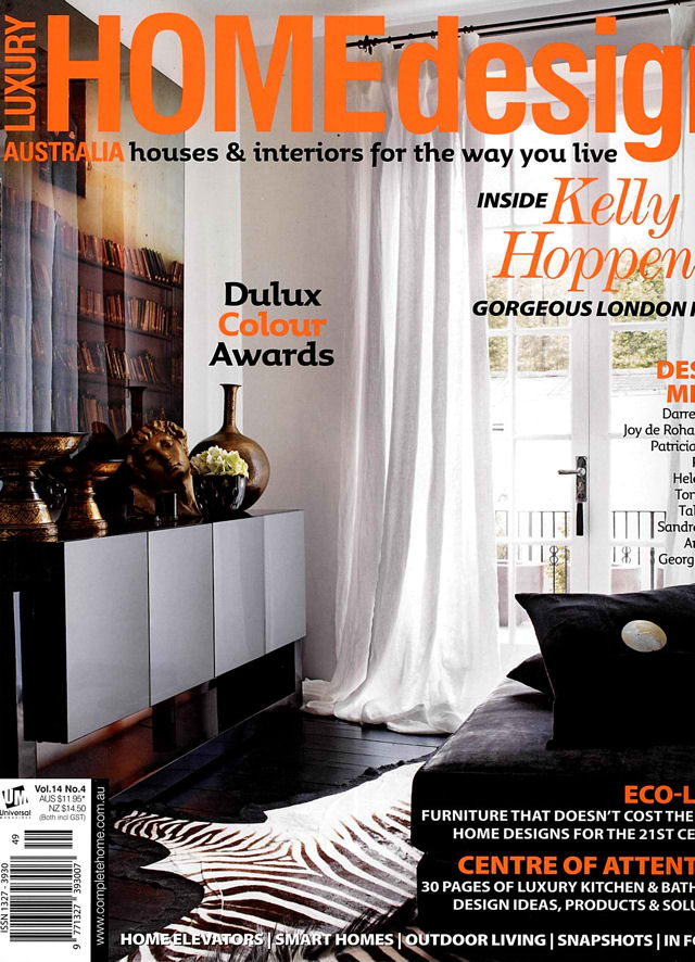 Luxury home design magazine easy for Luxury home design magazine