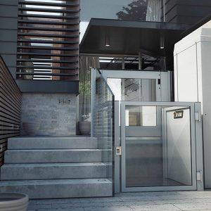 Platform lifts company