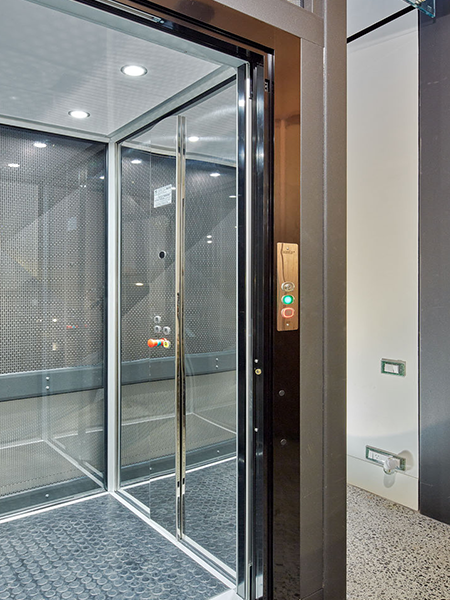 Residential Lifts that house 3