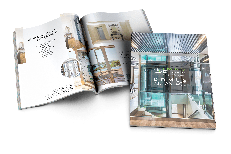 DomusAdvantage Lift brochure