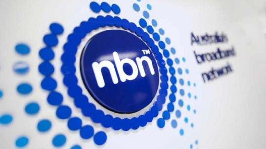 The NBN logo.